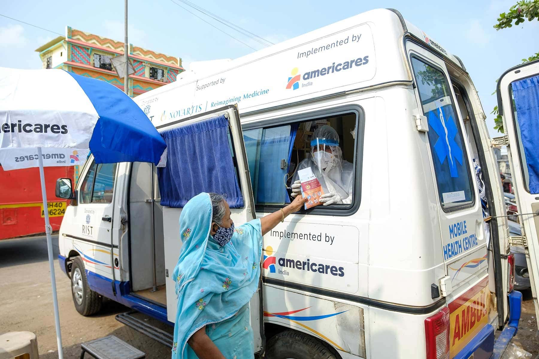 Americares plans to provide expanded support to 30 health facilities in the 10 states with the highest case counts.