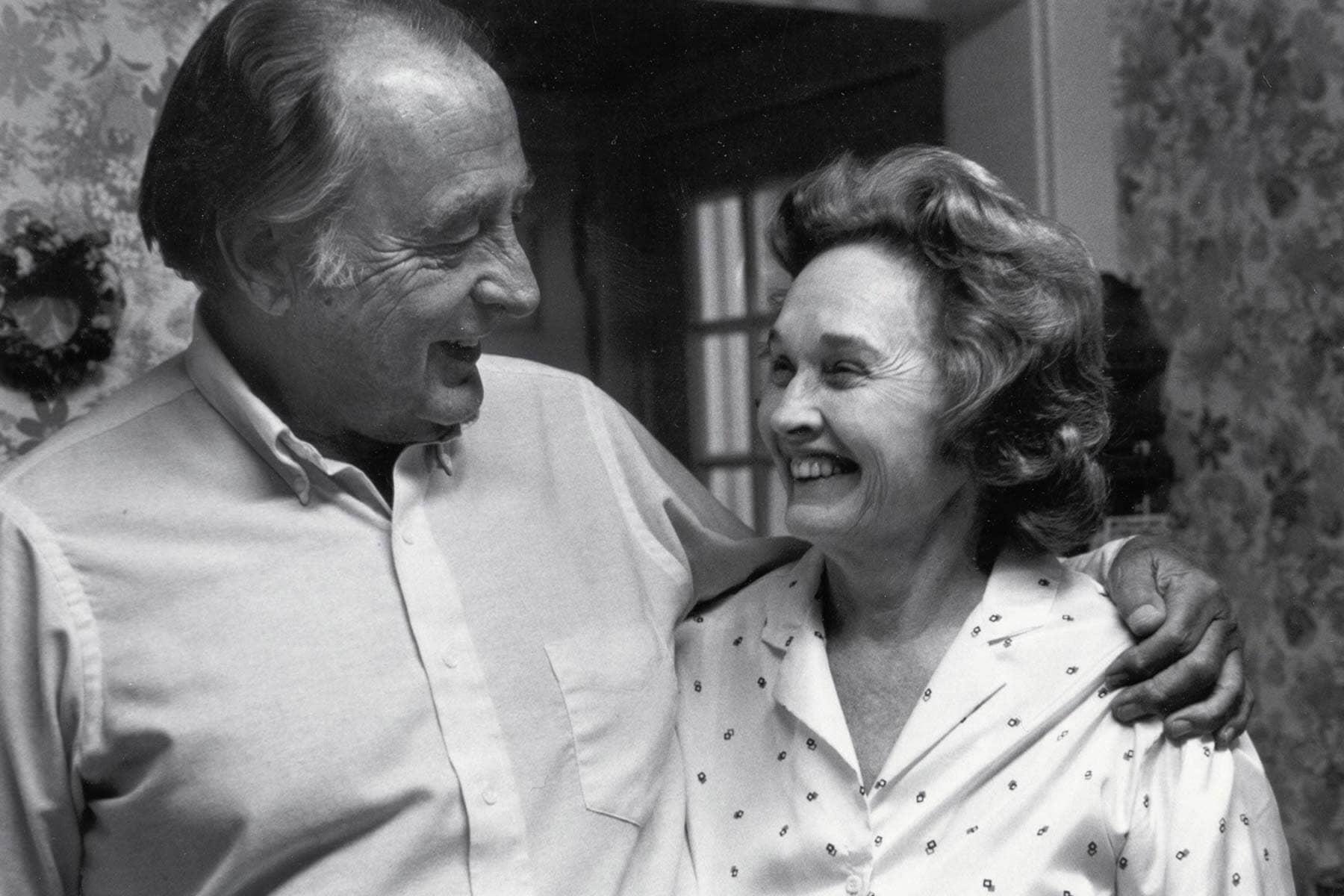 Bob and Leila Macauley