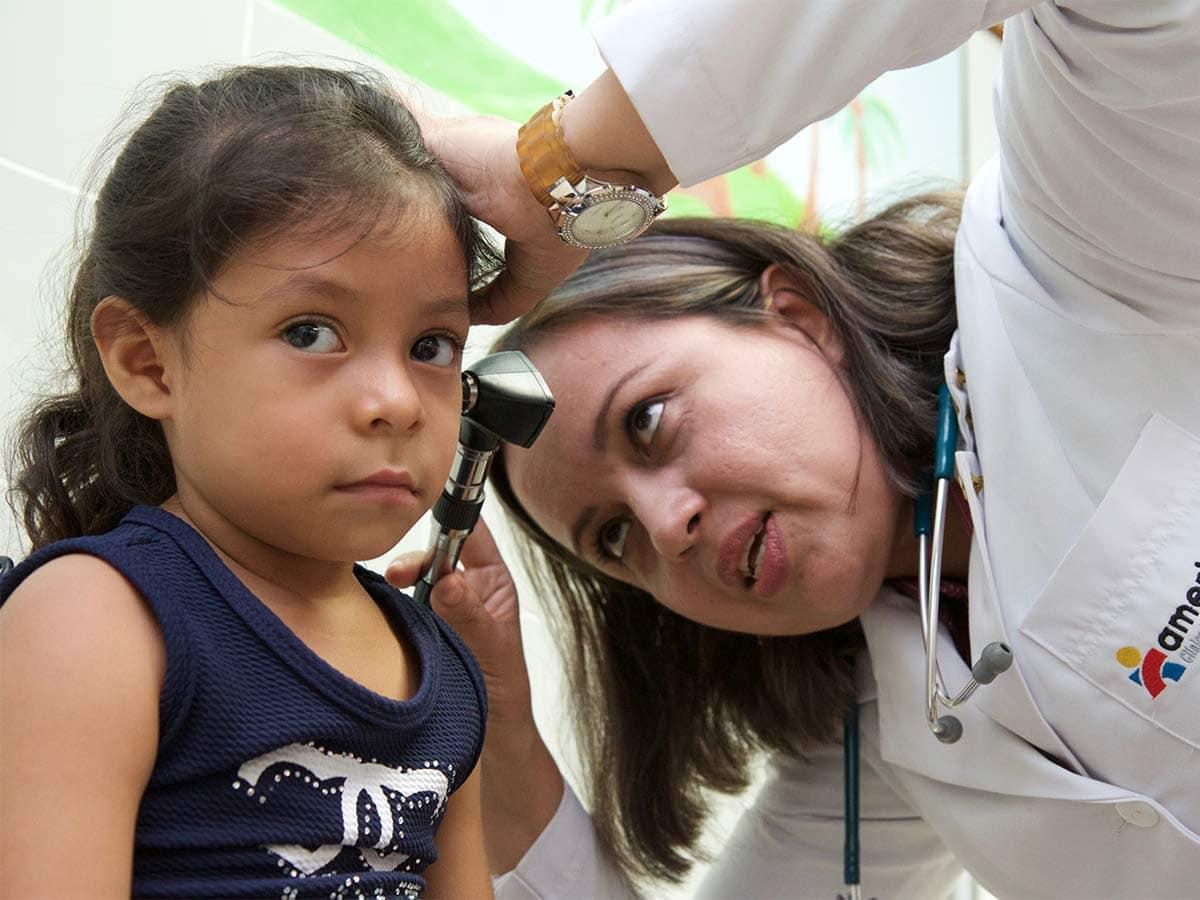 Americares El Salvador Clinic