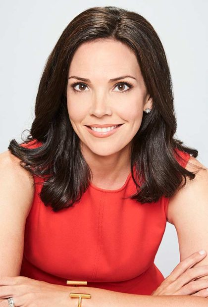 Erica Hill, CNN Anchor and National Correspondent