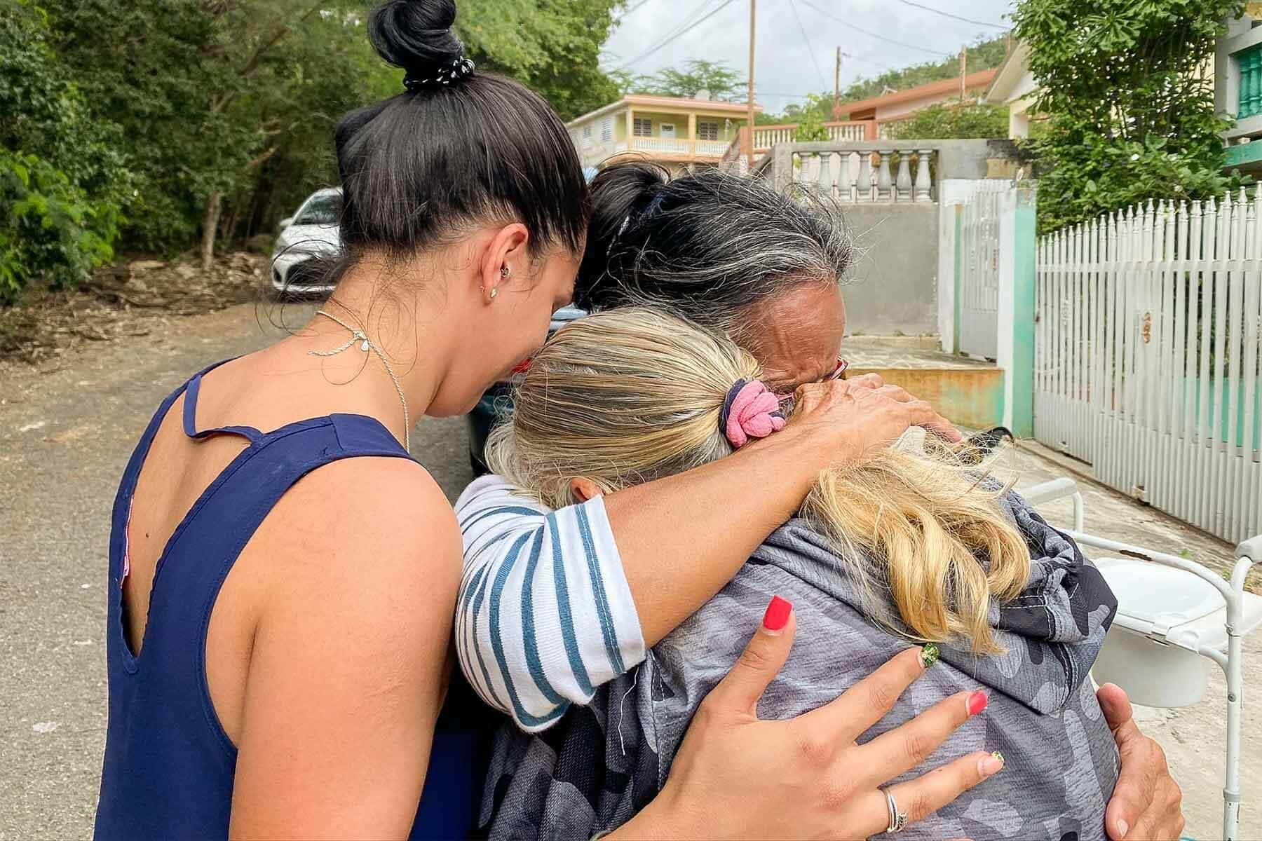 Puerto Rico Guanica Earthquake