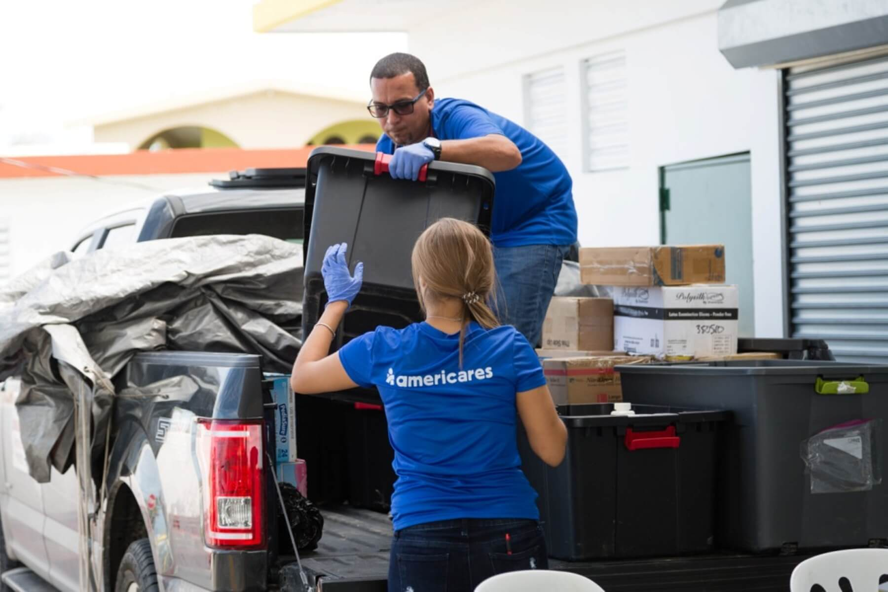 Our employees and volunteers are committed to saving lives and building healthier futures for people in crisis in the U.S. and around the world.