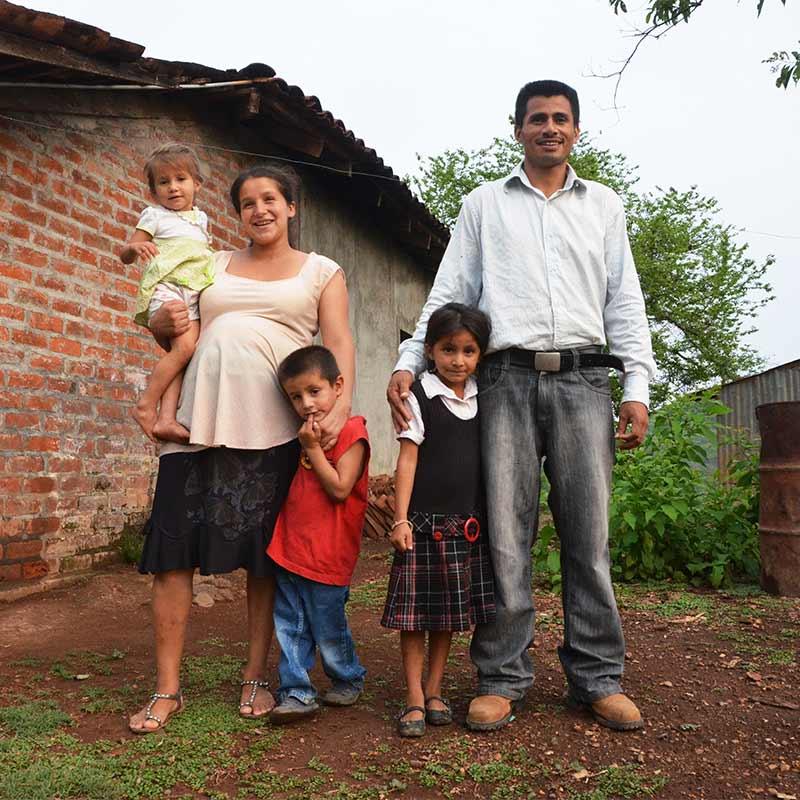 Photo of El Salvador Family